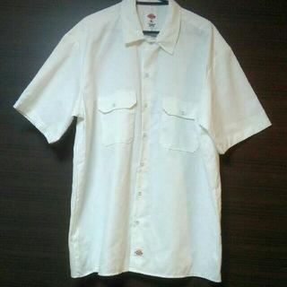 ディッキーズ(Dickies)のDickiesメンズシャツ 3~4L位(シャツ)