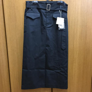 SCOT CLUB - mansart マンサール ロングスカート タグ付未使用品