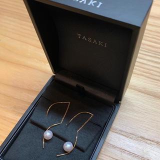 タサキ(TASAKI)のtasaki  ア ファイン バランス ピアス タサキ(ピアス)