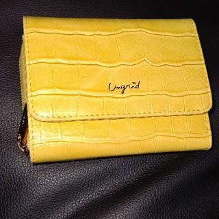 Ungrid - ungrid 三折り財布