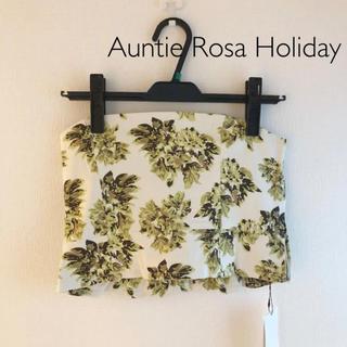 アンティローザ(Auntie Rosa)のAuntie Rosa Holiday ボタニカルフラワービスチェ(その他)