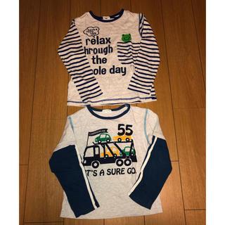 サンカンシオン(3can4on)の3can4on 長袖Tシャツ 2枚セット(Tシャツ/カットソー)