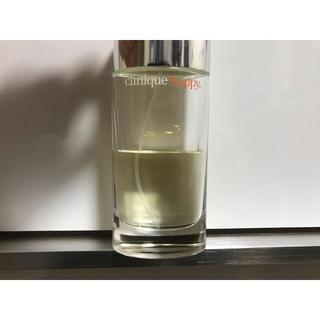 クリニーク(CLINIQUE)の【時間経過あり/セール中】Clinique 香水HAPPY 100ml(香水(女性用))