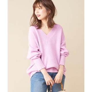 ナチュラルクチュール(natural couture)のゆったりニット(ニット/セーター)
