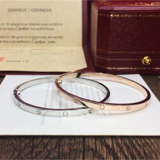 Cartier - カルティエ バングル 銀色
