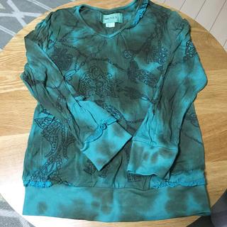 ディーゼル(DIESEL)のDIESEL女の子用ロングTシャツ(Tシャツ/カットソー)
