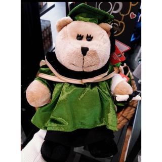 Starbucks Coffee - スターバックス タグ付きベアリスタ タイ限定Graduation girl 卒業