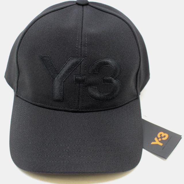 Y-3(ワイスリー)の新品 2019AW Y-3 Logo CAP メンズの帽子(キャップ)の商品写真