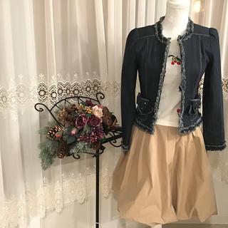 M'S GRACY - エムズグレイシー  3点セット Gジャン、セーター、スカート 38サイズ  新品