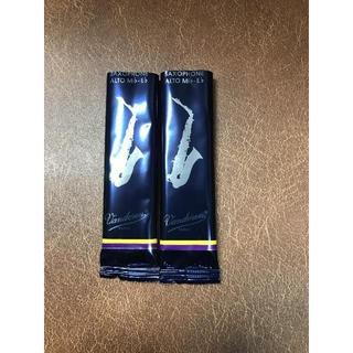 アルトサックス用EXT処理済 Vandoren青箱 厚さ:3.5 2枚1セット(サックス)