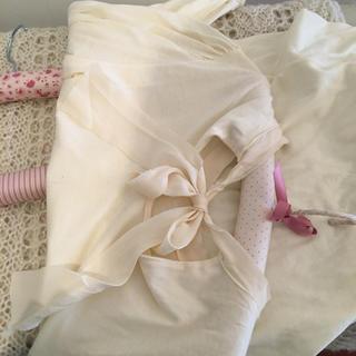 クロエ(Chloe)の最終価格🍨Chloé ribbon blouse.(シャツ/ブラウス(長袖/七分))