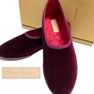 エンダースキーマ(Hender Scheme)の【新品】Hender Scheme エンダースキーマ スリッポン ローファー(ローファー/革靴)