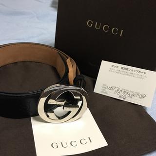 Gucci - 新品 GUCCI GGスプリーム GGバックル