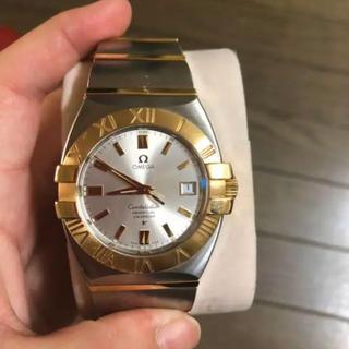 オメガ(OMEGA)の美品♡オメガ コンステレーションWイーグル紳士腕時計(腕時計(アナログ))