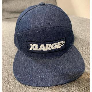 エクストララージ(XLARGE)のXLARGE デニムキャップ(キャップ)