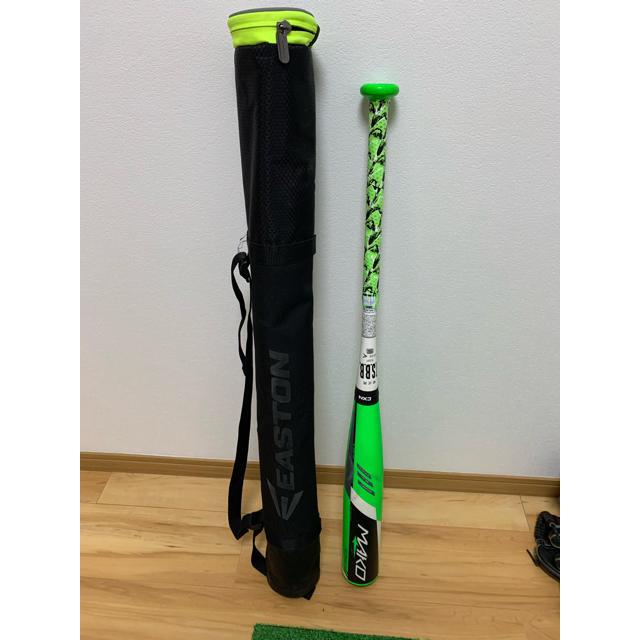 軟式用 複合バット スポーツ/アウトドアの野球(バット)の商品写真