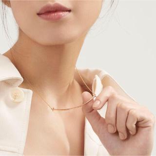 ティファニー(Tiffany & Co.)の値下げ!ティファニー Tスマイル ラージ ネックレス(ネックレス)