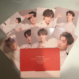 BTS sysfinal ミニフォト(K-POP/アジア)