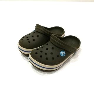 crocs - crocs サンダル 男の子