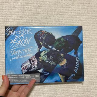 """ワンオクロック(ONE OK ROCK)のONE OK ROCK 2015""""35xxxv""""JAPAN TOUR LIVE&(ミュージック)"""