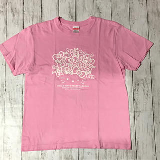 ホッカイドウニホンハムファイターズ(北海道日本ハムファイターズ)の日本ハムファイターズ×キティちゃん コラボTシャツ 2016(応援グッズ)