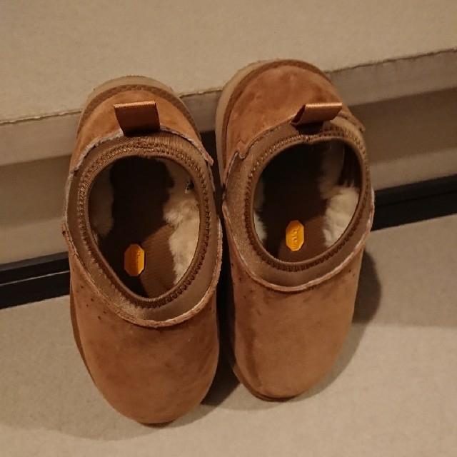 L'Appartement DEUXIEME CLASSE(アパルトモンドゥーズィエムクラス)のL'Appartement スイコック ムートンサボ レディースの靴/シューズ(スリッポン/モカシン)の商品写真