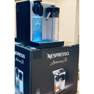 ネスレ(Nestle)の中古品 綺麗 ネスレ コーヒーマシン エスプレッソカプセル付(エスプレッソマシン)