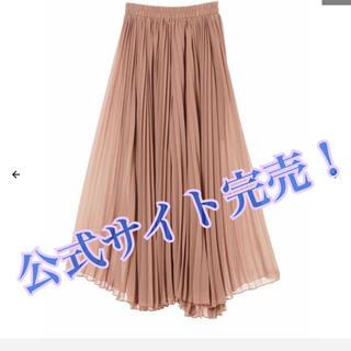 fifth - 【新品・タグ付】ロングプリーツスカートライクパンツ