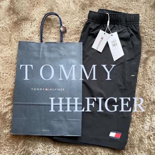 トミーヒルフィガー(TOMMY HILFIGER)のトミースポーツ ハーフパンツ Mサイズ 新品未使用(ショートパンツ)