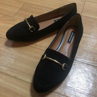 ナチュラルビューティーベーシック(NATURAL BEAUTY BASIC)のビットローファー(ローファー/革靴)