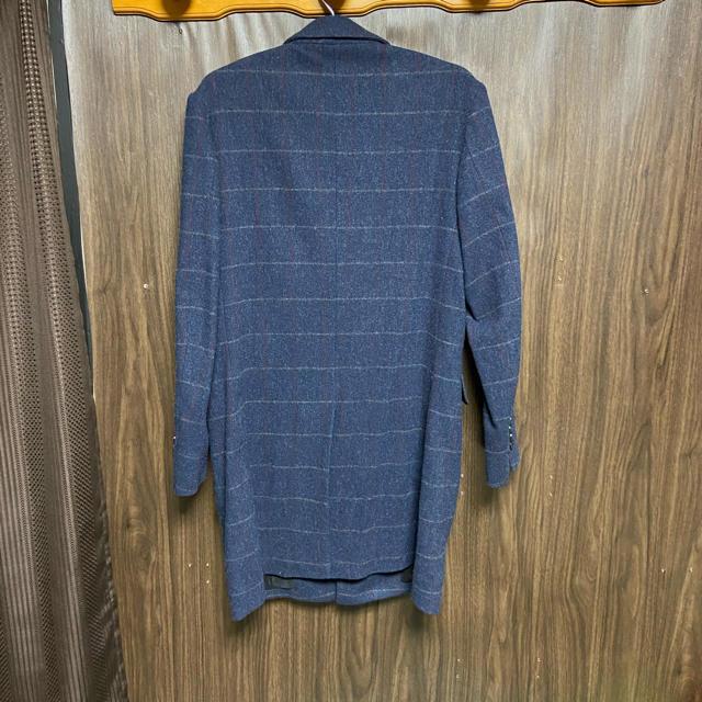 JOURNAL STANDARD(ジャーナルスタンダード)の【Sサイズ】JOURNAL STANDARD relume チェスターコート メンズのジャケット/アウター(チェスターコート)の商品写真