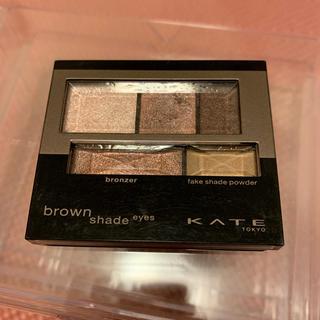 ケイト(KATE)のKATE ブラウンシャードアイズN BR3(アイシャドウ)