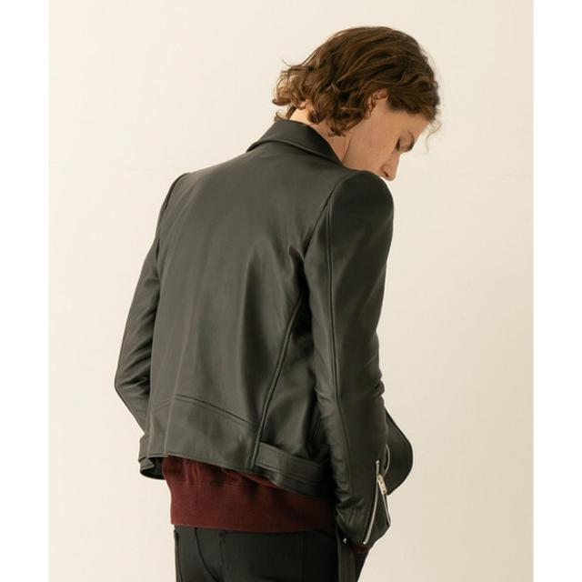 JOHN LAWRENCE SULLIVAN(ジョンローレンスサリバン)のJOHNLAWRENCESULLIVAN 定番 ライダース メンズのジャケット/アウター(ライダースジャケット)の商品写真