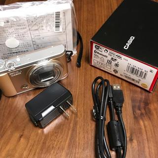 カシオ(CASIO)の CASIO EX-ZR1800 デジカメ(コンパクトデジタルカメラ)