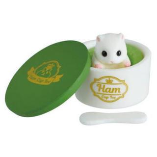 EPOCH - Sweet Ice Ham スイートアイスハム カップアイスハム 抹茶
