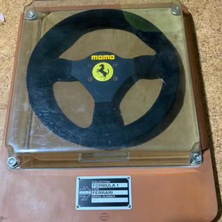 Ferrari - Momo製 Ferrari F1 312T ステアリング ロットNo 004