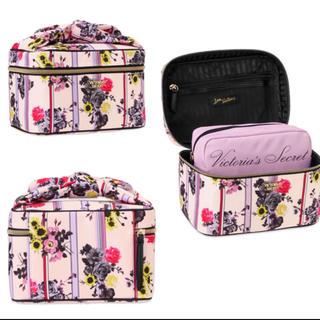 ヴィクトリアズシークレット(Victoria's Secret)のラス1🌸可愛い花柄ポーチセット VS 新品タグ付き(ポーチ)