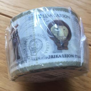 リサラーソン(Lisa Larson)のリサラーソン 太幅マスキングテープ  陶器(切手型)(テープ/マスキングテープ)