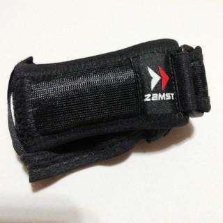 ザムスト(ZAMST)のそーじいさん専用 ザムスト 肘サポーター Mサイズ(トレーニング用品)