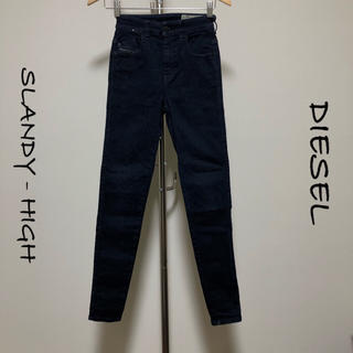 DIESEL - DIESEL / スキニーデニム /2019SS SLANDY HIGH /23