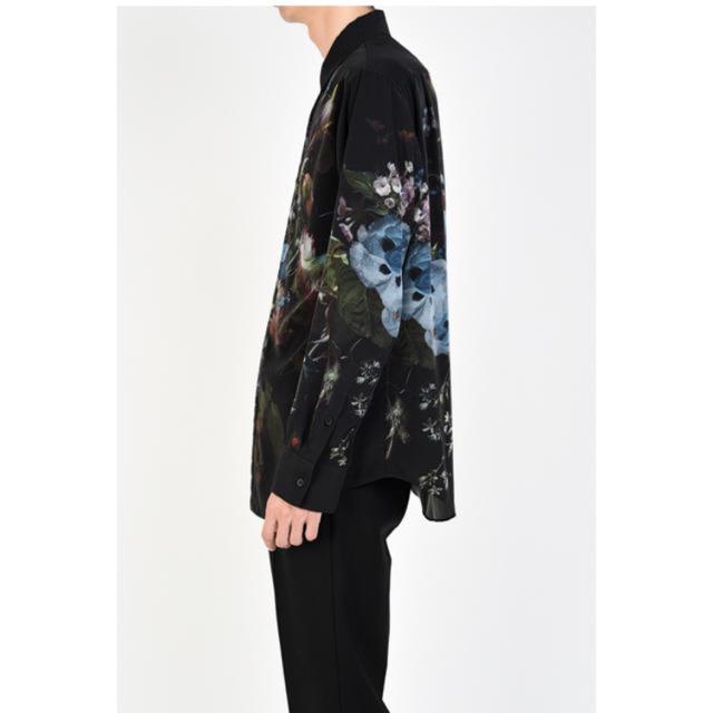 LAD MUSICIAN(ラッドミュージシャン)のLAD MUSICIAN 19aw 花柄スタンダードシャツ サイズ42 メンズのトップス(シャツ)の商品写真