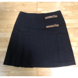 フェリシモ(FELISSIMO)のレディースプリーツスカート(ひざ丈スカート)