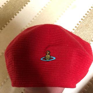 Vivienne Westwood - Vivienne Westwood ベレー帽 赤