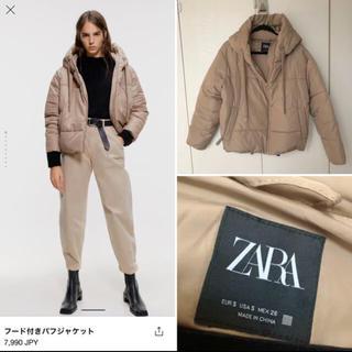 ZARA - ZARA 今期ダウンジャケット