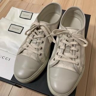 Gucci - GUCCI メンズスニーカー