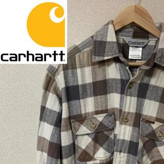 カーハート(carhartt)のカーハート チェックシャツ XL(シャツ)