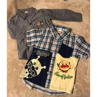 アンパンマン(アンパンマン)のアンパンマン コレクション シャツ 2枚セット(ブラウス)