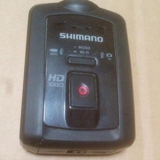 シマノ(SHIMANO)のシマノ スポーツカメラ CM-1000 アクションカメラ SHIMANO(ビデオカメラ)