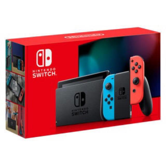 Nintendo Switch(ニンテンドースイッチ)のニンテンドースイッチ 本体 新型 新品未使用 3台 エンタメ/ホビーのゲームソフト/ゲーム機本体(家庭用ゲーム機本体)の商品写真