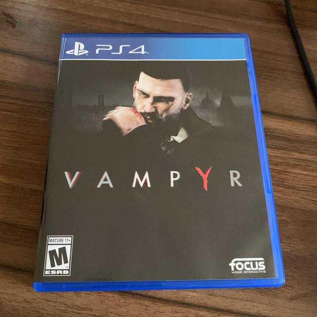 【本日限り!】Vampyr (輸入版:北米) エンタメ/ホビーのゲームソフト/ゲーム機本体(家庭用ゲームソフト)の商品写真